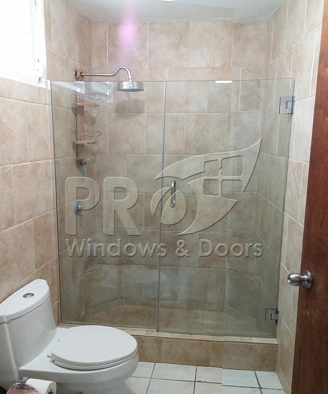 Puertas de ducha puerto rico shower doors pro windows - Puertas para duchas ...