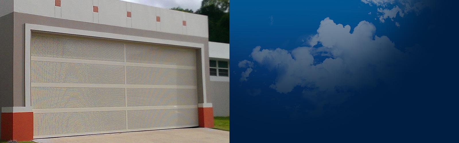 Ventanas y puertas de seguridad en puerto rico pro - Puertas para garage ...